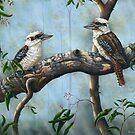 kookaburra  by owen  pointon