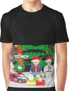 Marty and Doc get gifts Graphic T-Shirt