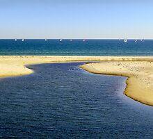 Sandy Beach by jwwallace