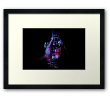 Blind Faith & Hatred Framed Print