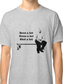 Karl Pilkington An idiot abroad Classic T-Shirt