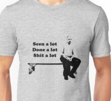Karl Pilkington An idiot abroad Unisex T-Shirt