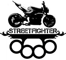 StreetFighter Motorcycle / Motorbike / Knuckle Duster by rankore