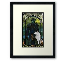This is my Story Framed Print