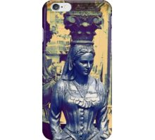 Camden Figurine  iPhone Case/Skin