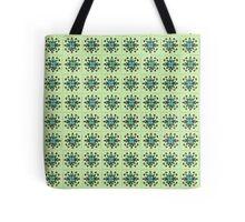 Portuguese Mosaic Tiles Illustration Tote Bag