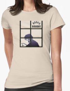 Black Books - Bernard Black Womens Fitted T-Shirt