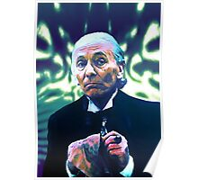 William Hartnell Poster