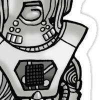 Cyberman S14 Sticker