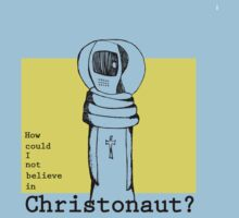 Christonaut by soisdetraca