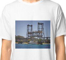 The Clyde River Bridge in Batemans Bay/NSW/Australia (3) Classic T-Shirt