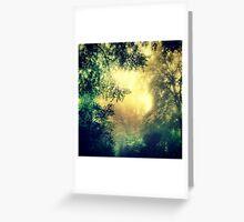 Westcountry Mysticism Greeting Card