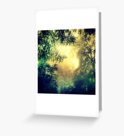 Westcountry Mysticism Greeting Card