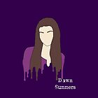 Dawn Summers by theleafygirl