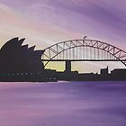 SYDNEY ICONS by jansimpressions