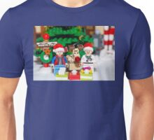 Marty, Doc and Rudolph Unisex T-Shirt