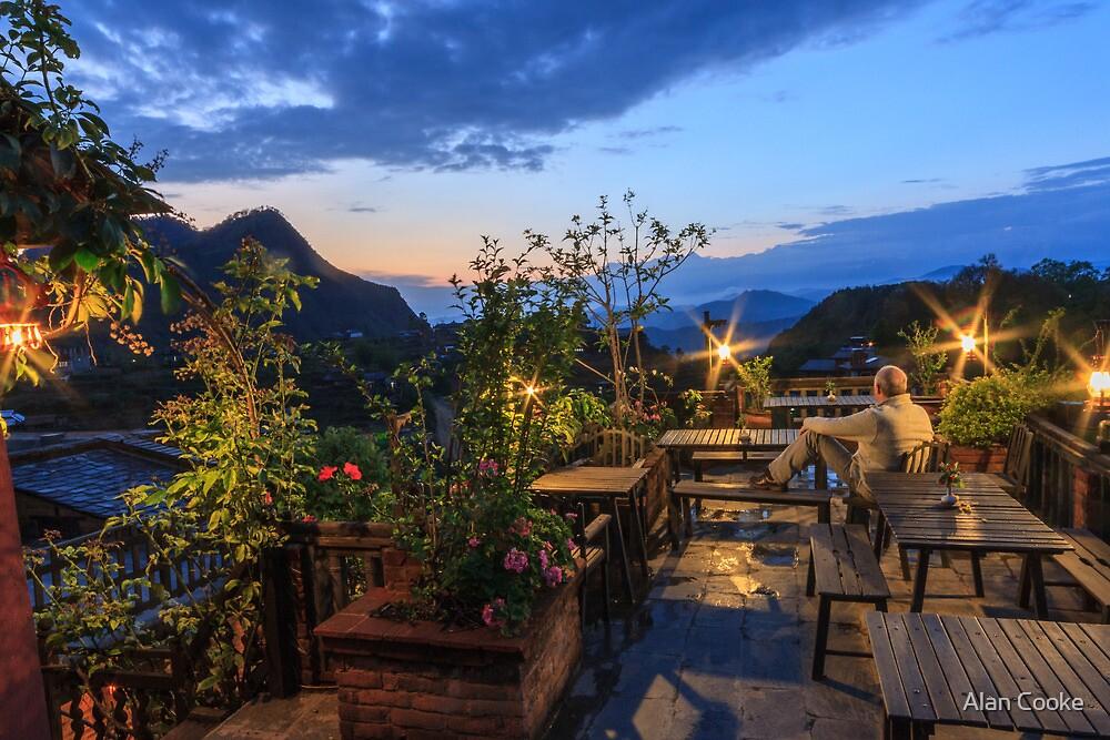 Bandipur - evening by Alan Robert Cooke