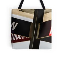 The Signpost Tote Bag