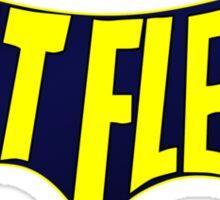 Batfleck Sticker