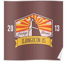 Djangocon US 2013 Poster