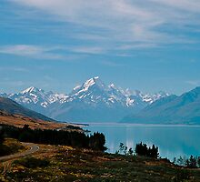 Mt Cook by Kutay Photography