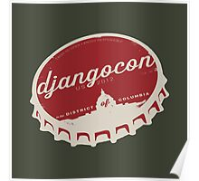 Djangocon US 2012 Poster