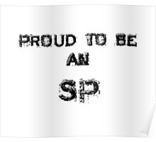 Proud to be an SP Poster