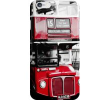 London Bus for iPhone iPhone Case/Skin