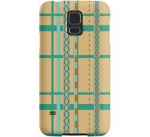 Ribbon pattern Samsung Galaxy Case/Skin