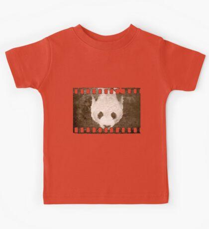 Panda caught on film: TIFF Kids Tee