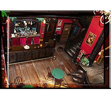 Belly Up to the Bar Boys Photographic Print