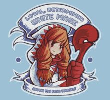 Loyal, Determined White Mage T-Shirt