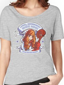 Loyal, Determined White Mage Women's Relaxed Fit T-Shirt