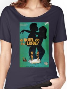 The Hotel  Women's Relaxed Fit T-Shirt
