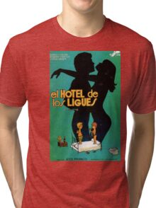 The Hotel  Tri-blend T-Shirt