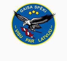 Latvian Air Force Emblem Unisex T-Shirt