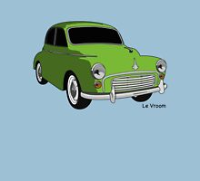 Fiat - Le Vroom Womens Fitted T-Shirt