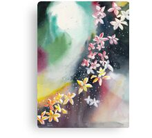 Blessings R Canvas Print