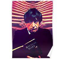 Patrick Troughton Poster