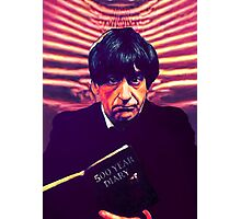 Patrick Troughton Photographic Print