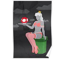 Ladies of Nintendo - Peach Poster
