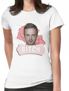 Jesse Pinkman... Womens Fitted T-Shirt
