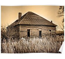 Old Time Country Living! Poster