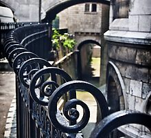 Gates of Sacre Coeur by GiuseppeZ