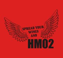 Spread your wings and HM02 by hellohappy