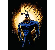 The Dark Mite Rises Photographic Print