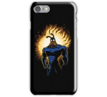 The Dark Mite Rises iPhone Case/Skin