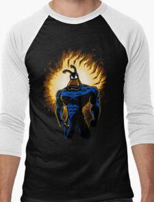 The Dark Mite Rises Men's Baseball ¾ T-Shirt