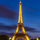 Eiffel Tower by John Velocci