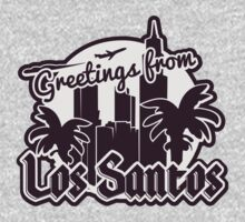 Greetings From Los Santos by Look Human